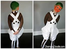 oompa loompa costume charming doodle sew it build it and the chocolate