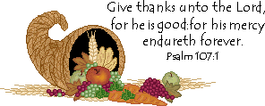 s thanksgiving welcome page