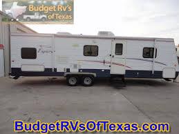 2006 30ft bumper pull explorer bunk house travel trailer sleeps 10