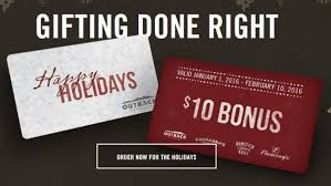 half gift cards gift cards for half price gift card ideas