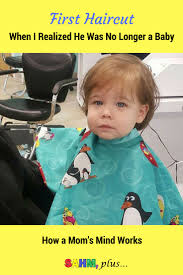 my son u0027s first haircut the day our lives flashed before my eyes