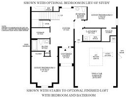Bathroom Floor Plan Bonita Springs Fl New Homes For Sale Cordova At Spanish Wells