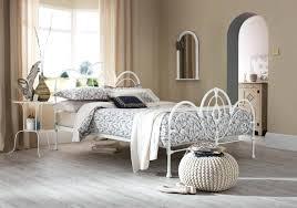 Ikea White Metal Bed Frame White Metal Bed Frame Happyhippy Co