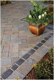 cost for paver patio backyards charming backyard paver backyard paver stone ideas