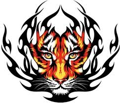 angry tiger free vector download 447 free vector commercial