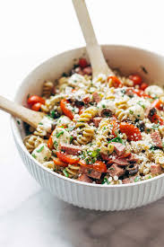 salad pasta best easy italian pasta salad recipe pinch of yum