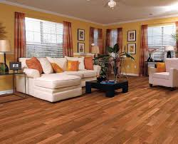 hickory hardwood flooring will give you calm impression home