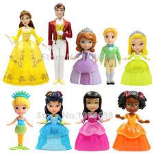 aliexpress buy 9pcs sofia princess sofia friends