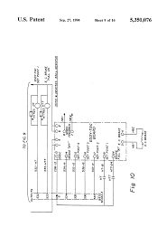 patent us5350076 bridge crane electric motor control system