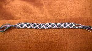 diamond bracelet friendship images Diy how to make a cross x or diamond pattern friendship bracelet jpg