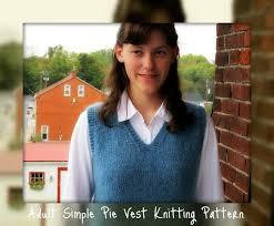 51 best vests images on pinterest knit patterns cardigans and