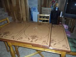 vintage metal top kitchen table collectors weekly vintage kitchen