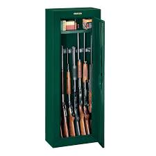 Stack On In Wall Gun Cabinet Shop Stack On 8 Gun Keyed Gun Safe At Lowes Com