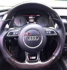 audi a4 paddle shifters aliexpress com buy fit for audi r8 a5 a4 tt tts s5 s3 carbon