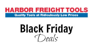 black friday harbor freight harbor freight tools black friday deals become a coupon queen
