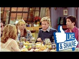 friends thanksgiving episodes ranked