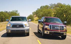 ford raptor vs toyota tundra tundra vs f150 2018 2019 car release and reviews