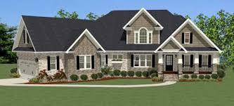 craftsman style house plans plan 90 109