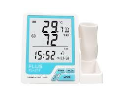 wall mounted digital alarm clock digital wall mounted thermometer digital wall mounted thermometer