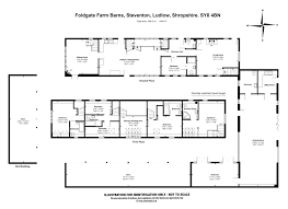 Barn Conversion Floor Plans 6 Bedroom Barn Conversion For Sale In Shropshire