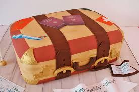 custom birthday cakes 3d birthday cakes nyc luggage custom cakes sweet grace cake
