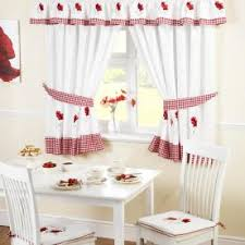 kitchen curtains for dressing your kitchen windows best home