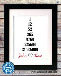 one year wedding anniversary gifts great one year wedding anniversary gifts for s5 year wedding