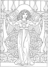 443 best colouring fairies angels images on pinterest