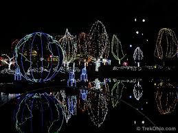 wildlights 2012 at the columbus zoo trekohio