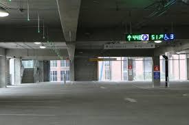 Tamu Parking Map A U0026m Opens 1 400 Space State Of Art Cain Parking Garage