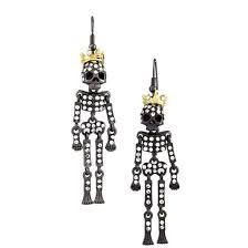 halloween earrings crazy4bling