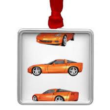 chevrolet corvette ornaments keepsake ornaments zazzle