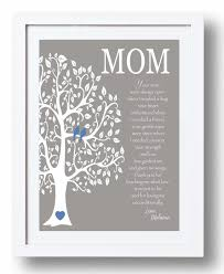 gifts for mothers to be gift print personalized gift s day gift