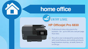 infographics choosing the best printer for your office