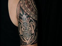 27 striking polynesian tattoo designs