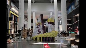 lera canstruction 2017 time lapse video youtube