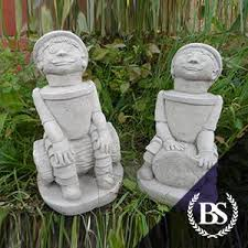 character garden ornaments brightstone garden ornament moulds