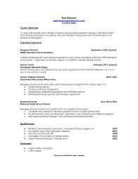 sle cv for job soccer coach resume sle football coaching exle job description