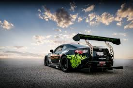 subaru brz drift build monster 86