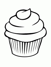 cupcake coloring pages inspiration graphic coloring pages