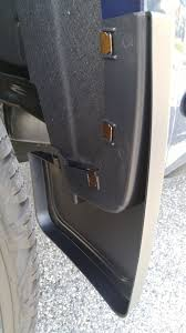 Ford Truck Mud Guards - ford oem mud flaps splash guards thumbs up ford f150 forum
