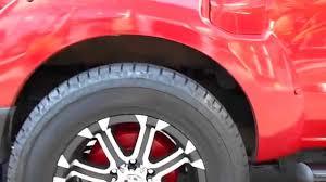 nissan frontier aftermarket wheels hillyard custom rim u0026tire nissan frontier rolling on 17 inch rims