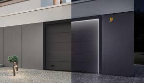 go porte sezionali porte e portoni sezionali residenziali e industriali came go