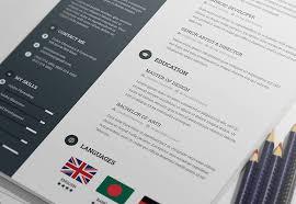 free modern resume templates 2015 free 50 fantastic freebies for web designers january 2015