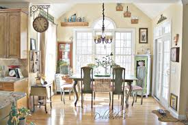 french country home decor clues and concept