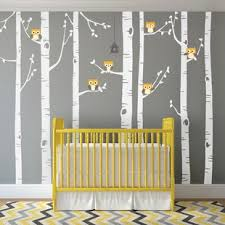 Wall Tree Decals For Nursery Trees And Flower Wall Decals You Ll Wayfair