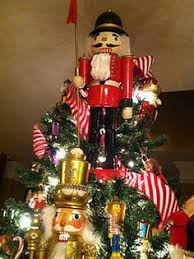 my future goal this many nutcrackers more so i can