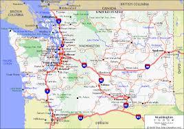 washington map states i ve visited washington map