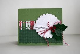 handmade christmas cards by craftcorners com