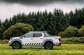 nissan navara 2004 new nissan navara enguard concept is the ultimate rescue machine